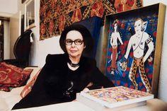 Pintura de Dorothy Iannone