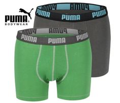 Storopa - (Germany): Bekleidung: PUMA Herren Boxer Basic 2p - Kaufen Neu: EUR 9,00 - EUR 16,95 [Available In Germany]