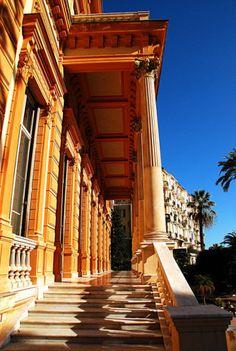 la Villa Thompson. Nice . Côte d'Azur