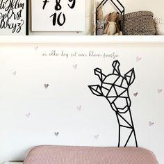 Masking Tape Wall, Tape Wall Art, Giraffe Bedroom, Bedroom Colors, Baby Room, Playroom, Wall Decals, Baby Kids, Kids Room