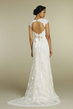 Eternal Bridal - The Tara Keely Collection back of the dress