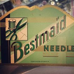Allan Peters - Bestmaid Needles