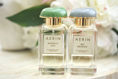 """New AERIN Waterlily Sun and Iris Meadow Eau de Parfum: File These Two Fragrances Under """"BFF Holiday Gift Ideas"""" - Makeup and Beauty Blog"""