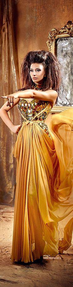 Fouad Sarkis Couture ♔ Tres Haute Diva