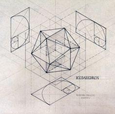 belovedlotus:golden icosahedron