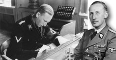 "Reinhard Heydrich, Head of the Gestapo, Who Hitler Called ""The Man with the Iron Heart"""