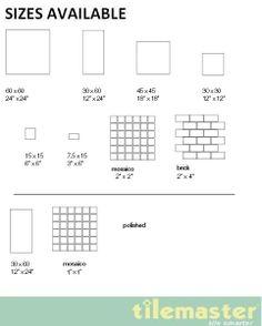 Renaissance Sizes Available Porcelain Tile, Renaissance, Mosaics, Porcelain Tiles, Slab Ceramics, Tile
