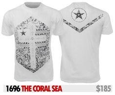 THE CORAL SEA - LUXURY TEE