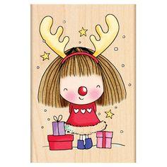 Penny Black cutie deer