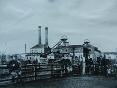 Woodhorn Colliery 1900's Kingdom Of Northumbria, Somewhere In Time, North East England, Coal Mining, Extinct, Historical Pictures, World Traveler, Newcastle, Old Houses
