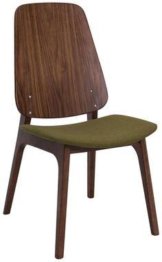 'URBN Ditta Dining Chair by MODLOFT. @2Modern'