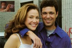 tony and michelle from 24.  One of my favorite couples--wonderful actors!
