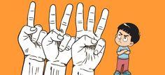 H προειδοποίηση «θα μετρήσω μέχρι το 3» είναι ιδιαίτερα αποτελεσματική σε κάποια παιδιά. Δείτε πώς να την εφαρμόσετε σωστά. Pedi, Parenting, Education, Children, Montessori, Girls, Recipes, Young Children, Toddler Girls