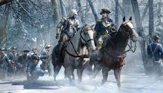 """Un periodo histórico que va más allá de la Revolución Norteamericana (1773-1783), un nuevo protagonista y vastos escenarios naturales son los alicientes del videojuego """"Assassin's Creed III"""", que según sus responsables ha buscado renovarse para consolidar el éxito de la saga. Ver más en: http://www.elpopular.com.ec/48466-la-revolucion-norteamericana-escenario-de-un-renovado-assassins-creed.html?preview=true"""