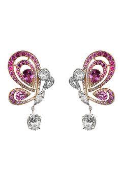 Gilan Fall 2013 earrings