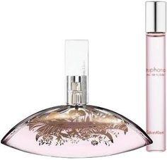 Euphoria  Spring  Temptation  Limited  Edition  Gift  Set  by  Calvin  Klein  Perfume  for  Woman      2  Piece  Set  Includes:  3.4  oz  Eau  de  Parfum  Spray - from my #perfumery