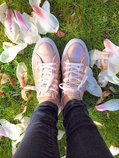 converse limited edition rose gold