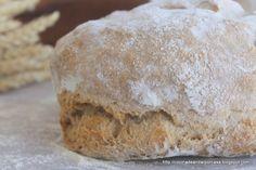 Cocina compartida: Pan con masa madre natural de Iban Yarza Bread, Quiches, Recipes, Natural, Food, Bread Recipes, Buns, Vegetables, Students