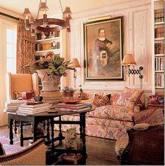 Charles Faudree - Tulsa Interior Designer