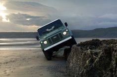 11 Things About The Land Rover Defender You Probably Didn't Know. Here's why it looks so iconic in green.