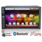Universal 2-Din TOUCH SCREEN Car Navi Multimedia System – $169.99 + Free Shipping – Buy.com