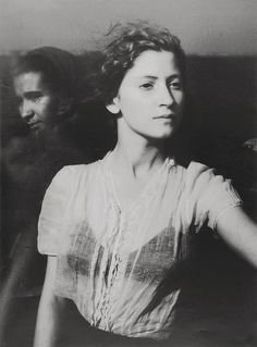 Lella, 1947, photo by Edouard Boubat, France