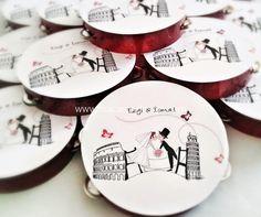 Tef... Düğün, nişan, kına ve babyshower partileriniz için özel tasarımlar. Sipariş için info@macarondesign.com www.macarondesign.com