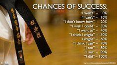 Chances of Success