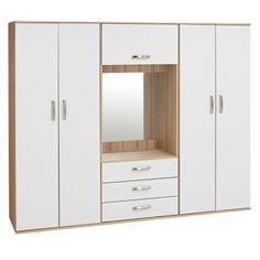 10 Of The Best Fitted Wardrobes Ideal Home pertaining to sizing 920 X 920 B & Q Bedroom Furniture - There are many different elements that men and women Wall Wardrobe Design, Wardrobe Interior Design, Wardrobe Door Designs, Wardrobe Furniture, Bedroom Closet Design, Diy Wardrobe, Bedroom Furniture Design, Bedroom Wardrobe, Closet Designs