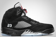 Win An Air Jordan Metallic 5 Nike Air Adult or Kids Size!