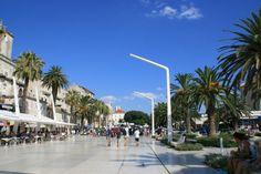 Split boulevard, Kroatië