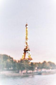 étincelant Tour Eiffel, Paris