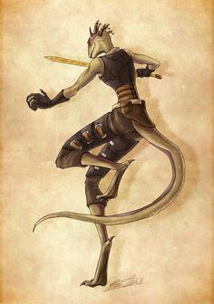 Playing some Morrowind, aw yeah Argonians are awesome. I am so excited for Skyrim! Dnd Characters, Fantasy Characters, Fantasy Races, Fantasy Art, Skyrim Argonian, Character Concept, Character Art, Character Creation, Reptiles