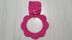 Your place to buy and sell all things handmade Crochet Rings, Christmas In July, Towel Holder, Cloth Napkins, Gift Bags, Green And Gold, Bright Pink, Printing On Fabric, Handmade