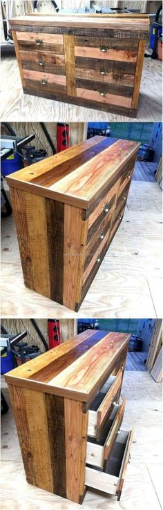 Attractive diy wodden pallet furniture projects (25)