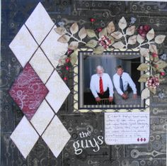 the guys - Scrapbook.com
