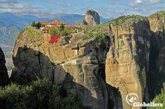 Monasterios Meteora #Grecia