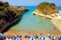Canal d' Amour - Corfu island https://www.google.ro/maps/place/Sidari,+Grecia/@39.7961196,19.6775609,16z/data=!4m2!3m1!1s0x135b4ee3df879ef9:0x500bd2ce2bb25d0
