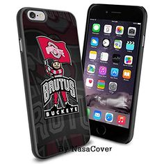 (Available for iPhone 4,4s,5,5s,6,6Plus) NCAA University sport Ohio State Buckeyes , Cool iPhone 4 5 or 6 Smartphone Case Cover Collector iPhone TPU Rubber Case Black [By Lucky9Cover] Lucky9Cover http://www.amazon.com/dp/B0173BQQU6/ref=cm_sw_r_pi_dp_y7Cmwb0B99GP4
