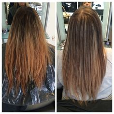Full head of highlights with a smooth blowdry to finish 11/08/15