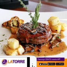 Receta Lomo horneado con papas - Blog de Cocina