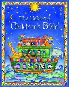 This is a new edition of the Children's Bible, which will be treasured and enjoyed by children and adults of all ages. Stunning, full-page illustrations include maps of the ancient lands to bring stories from