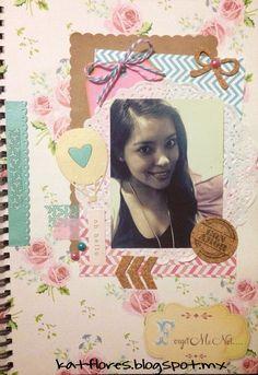 Kat Flores : Reto Noviembre Tan Linda Scrap
