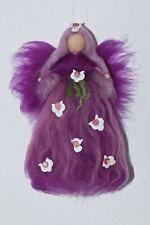 ORCHIDEEN - FEE - ELFE Jahreszeitentisch Märchenwolle Waldorf Art Blüten Christmas Ornaments, Holiday Decor, Diy, Home Decor, Faeries, Felt Fairy, Holiday Decorating, Dragon Flies, Orchids