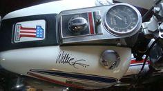 1971 Harley-Davidson Night Train Boat Tail