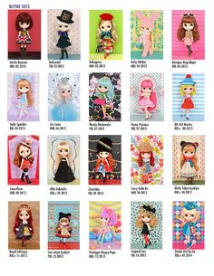 Blythe releases 2013-2014 | Flickr - Photo Sharing!