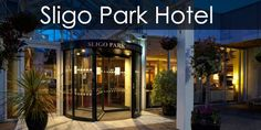 """"""""""" Located on the Wild Atlantic Way, just on the edge of Sligo Town, in the Heart of Yeats' Country, the four star Sligo Park Hotel is set in quiet parkland and surrounded by some of th… Park Hotel, Travel Photos, Tourism, Traveling, Wanderlust, Vacation, Explore, Adventure, Lighting"""