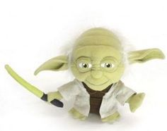 Star Wars 'Yoda' Chibi Plush