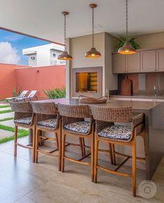 Photo shared by Home Idea {HI} H Design, House Design, Parrilla Interior, European Home Decor, My Dream Home, Home Interior Design, Living Room Designs, Outdoor Living, Home Goods