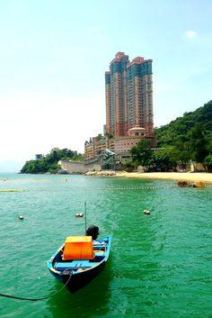 Ma Wan Pier, Sham Tseng.